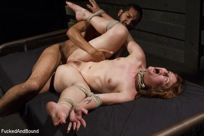 Fucked And Bound tube